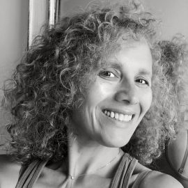 Andrea Yutronich psychomotricienne à Wa